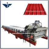Beautiful High Quality Africa Hot Sell 1000 Glazed Tile Step Tile Roll Forming Machine Price