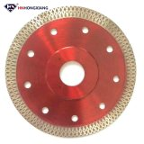 115mm Diamond Turbo Saw Blade Wet Cut for Construction