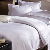 Factory Hot Sale 300tc Satin Hotel Bedding Set
