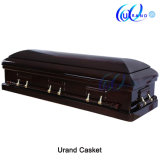 Full Couch High Gloss Veneer Cheap Wholesale Casket and Coffin