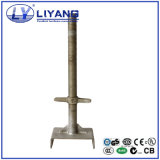 Galvanized Steel Hollw Scaffolding Screw Jack Base