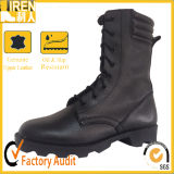 Genuine Cow Leather Military Tactical Boots