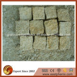 Natural Rusty Granite Pavers Cube Paving Stone for Outdoor/Garden