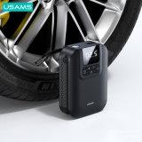 Usams Zb215 Pump Air for Bicycle Car Football Portable Tire Inflator Hand Air Pump