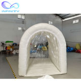 Cheap Factory Inflatable Disinfection Tunnel Tent with Sanitizing Spray Machine Inflatable Medical Sterilizing Tunnel