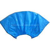 Safety Products Equipment Indoor Disposable Medical Plastic Shoe Covers Waterproof PE CPE Material