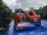 New Customized Pirate Theme Inflatable Bouncy Combo Castle