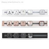 P4 Type Flexible USB Power Electric Office Kitchen Plug Sockets