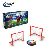 Modern Sport Toys Suspended Air Cushion Soccer Ball Net with Light
