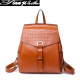 Wholesale New Designer Fashion Lady Handbag PU Leather Women Handbags Travel Backpack