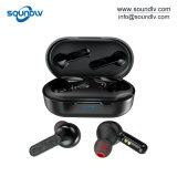 Hight Quality Ipx5 Tws Wireless Bluetooth Touch Headset Headphone Earbuds Microphone Earphone with Mic
