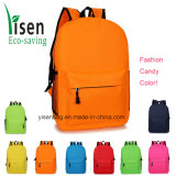 Fashion Candy Color Promotion Sports Outdoor Traveling Backpack