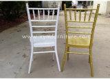 Stacking Aluminum Metal Resin Hotel Restaurant Wedding Chiavari Chair (XYM-ZJ02)