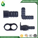 Black Wholesale Plastic Irrigation Bared Pipe Fittings