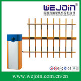Vehicle Boom Barrier Gate with Motor Cooling Fan