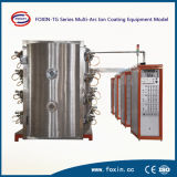 Cookware Flatware Sanitary Ware Door Hardware PVD Arc Ion Coating System