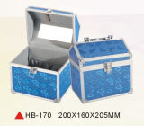 Blue Cosmetics Case (HB-170)