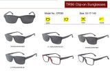Latest New Design Wholesale Stock Tr90 Clip-on Sports Sunglasses D7030