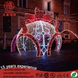 LED 3D Xmas Christmas Ball Light Decoration for Outdoor