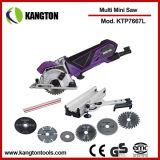600W Multifunction Mini Cutting Saw Circular Saw Wood Cutting Tool