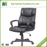 High Quality Leather Seats Cheapest Price Office Room Chair (Rachel)