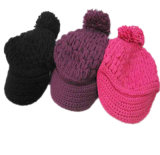 Cute Hand Made Wool Hats (JRAD001)