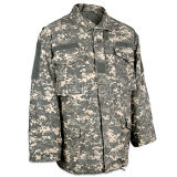 Military Uniform Acu Parka Use 100% Cotton Camouflage Material