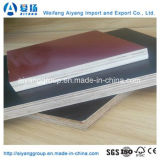 Cheap Price Supplied by Manufacturer Film Faced Plywood for Construction