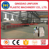 PVC Imitation/Artificial Marble Decoration Sheet/Board/Plate Making Machine with UV Coating (SJ-80/156)