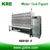 48 Position Two-Current Loop Single Phase kWh Meter Test Bench