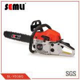 2-Stroke Gasoline Cutting Wood Chainsaw