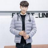 Shishi Clothing Fashion Custom Winter Men Padding Jackets Wholesale