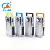 1 Year Warranty Solar LED Emergency Lamp (dual-use battery) Model No. Ja-1963
