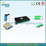 24/48 Ports Fiber Optic Patch Panel ODF with Drawer Type