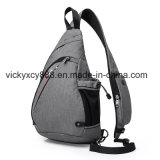 Leisure Outdoor Sports Single Shoulder Triangle Chest Travel Bag (CY1917)