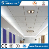 White Fiberglass Soundproof Acoustic Ceiling