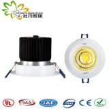 2018 New Design 15W LED Down Light, IP44 Lifud Driver LED Downlighting