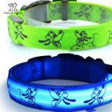 Wholesale Pet Products LED Luminous Nylon Pet Dog Collar