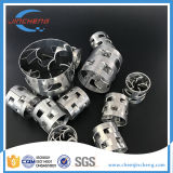 SS304 Metal Pall Ring Stainless Steel Pall Ring Metal Random Tower Packing for Cooling Tower Ceramic Plastic