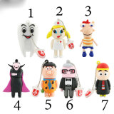 Vampire Tooth Doctor Nurse Pendrive USB 2.0 Flash Memory Pen Drive Stick 4GB 8GB 16GB 32GB 64GB