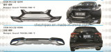 Front and Rear Bumper Guard- Vezel/Hr-V