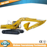 20ton Crawler Excavator with Bucket Capacity 0.8m3