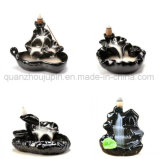 OEM Porcelain Ceramic Decorative Craft Backflow Incense Burner