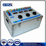 Electronic Thermal Relay Calibrator Trip-phase Thermal Reply Protection Tester
