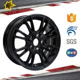 14 Inch Nice Design Black Replica Car Rims Alloy Wheel Auto Spare Parts