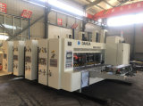 Four Color Flexo Printing Slotting&Rotary Die Cutting