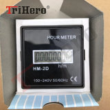 New Type LCD Display Hour Meter Hm-2D, Hm-2r