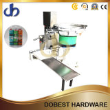 Top Quality 300ml Silicone Sealant Cartridge Packing Machine with 200L Hydraulic Feeder