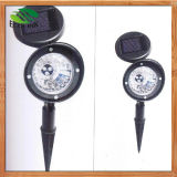 Solar LED Garden Spotlight Lawn Lamp