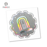 Personalised Custom Round 3D Security Hologram Sticker